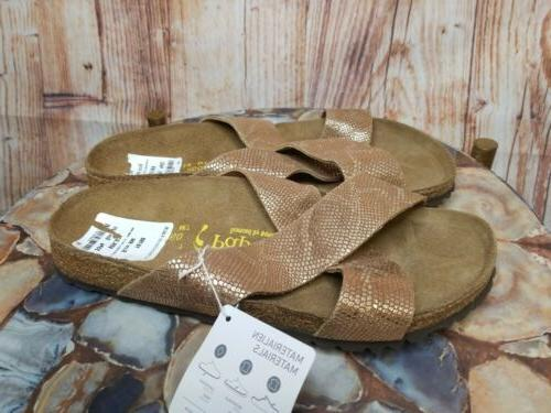 NEW By Birkenstock Platform Sandals Sz $140