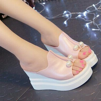 US Toe Slippers Sandals Casual Shoes