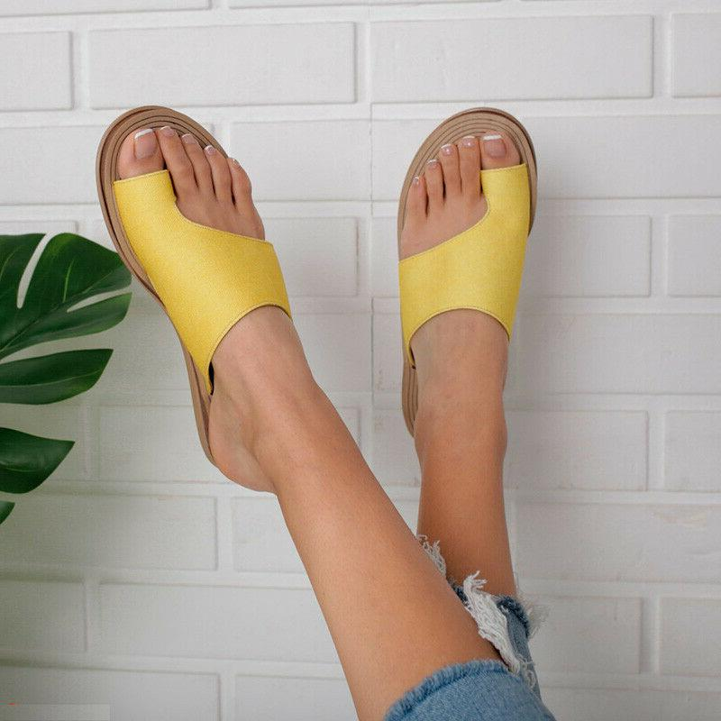 Women Comfy Shoes Shoes With Bunion Flip