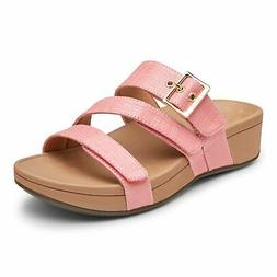 Vionic Pacific Rio - Women's Adjustable Platform Sandal Cora