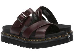 Women's Shoes Dr. Martens RYKER Leather Slide Buckle Sandals